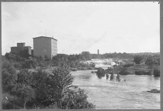 Queen Bee Mill, ca. 1892