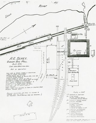Mill race map