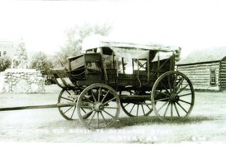 1880s stage coach image