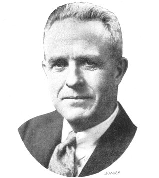 South Dakota Governor M.Q. Sharp