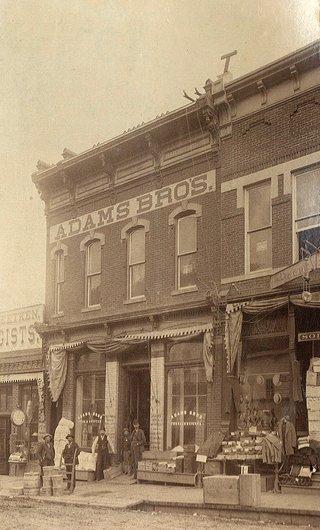 Adams Grocery, deadwood