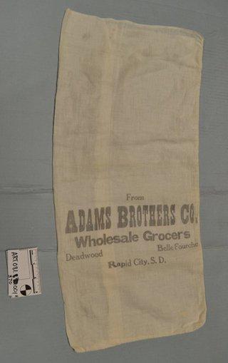 Adams Grocery bag