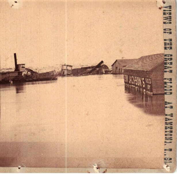 missouri river flood 1881