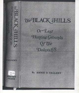 Annie Tallent book cover