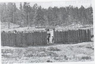 gordon stockade - early photo