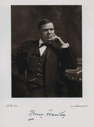 Henry Frawley portrait