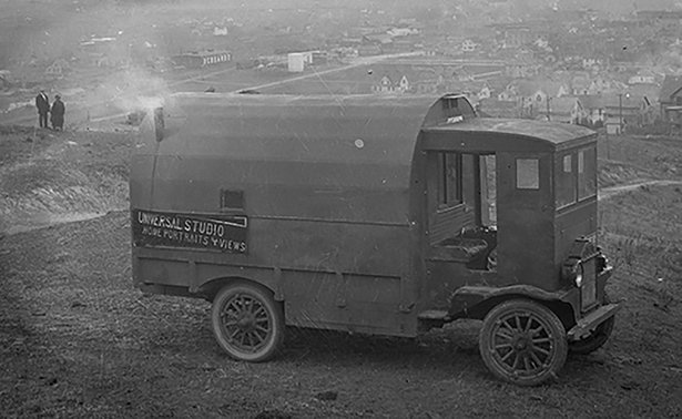 farrar's dark wagon