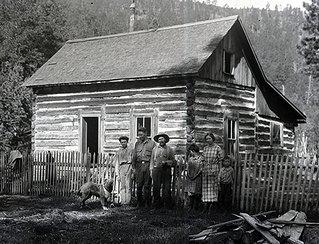 black hills pioneer family