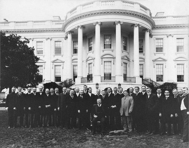 roosevelt's cabinet