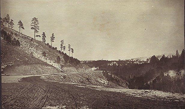 road to deadwood