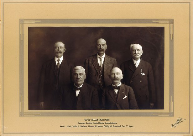 lawrence co. commission