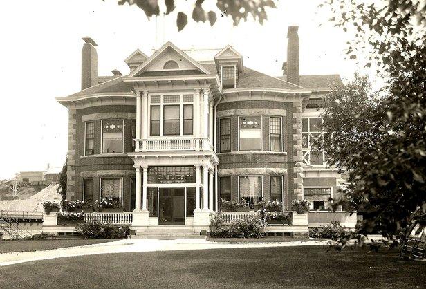 home of T.J. Grier