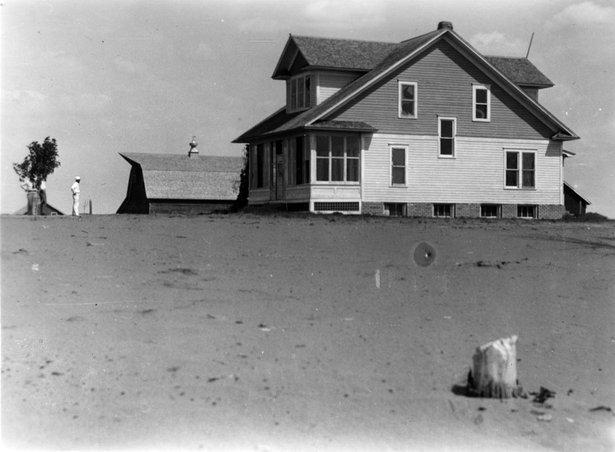 farm, 1936