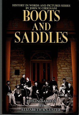 boots and saddles book