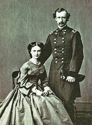 Libby and G.A. Custer