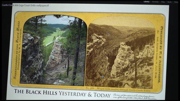 black Hills scenery photo