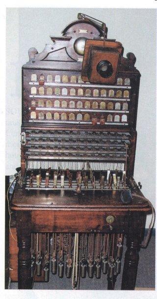 Zietlow switchboard