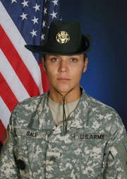U.S. Army Sergent Christiana R. Ball