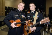 U.S. Marine Corps Capt. Matt Smith & Capt. John Ed Auer