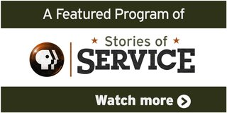 Stories of Service Badge