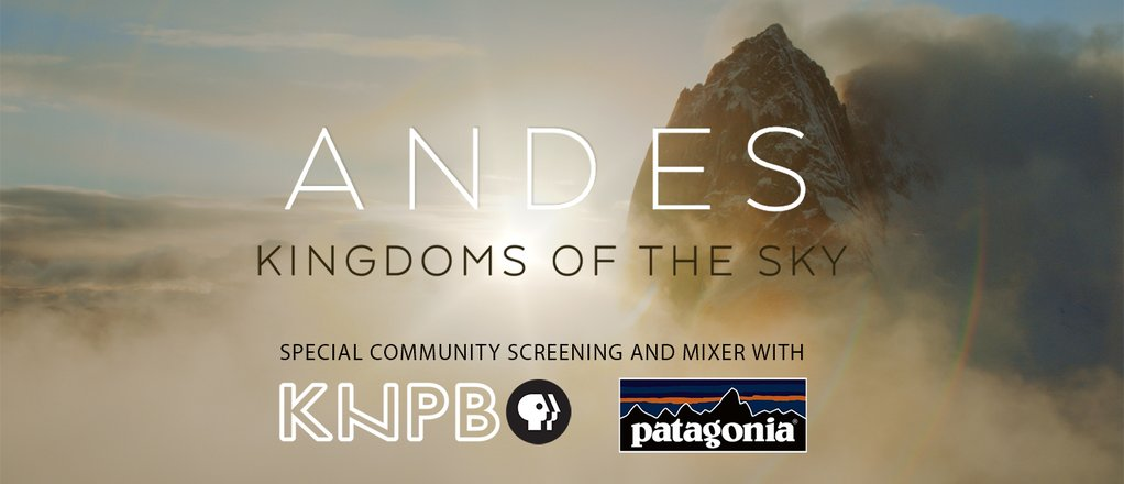 "Screening of ""Kingdoms of the Sky: Andes"""