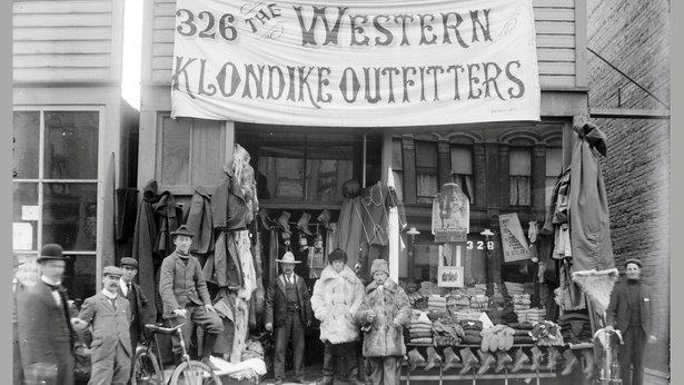 Western Klondike Outfitters.