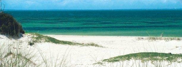 Gulf Island Beach