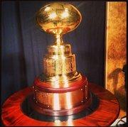 Egg Bowl Trophy