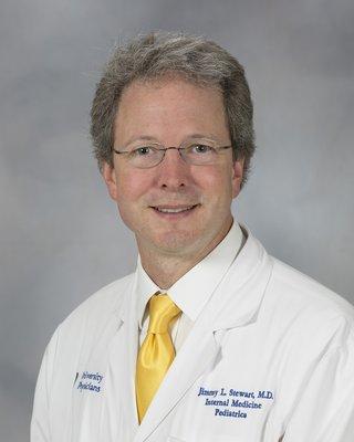 Dr. Jimmy Stewart