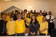 East Saint Peter Sanctuary Choir