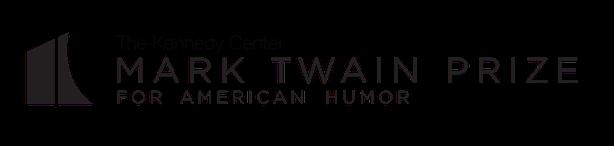 Mark Twain Prize Logo - 2018