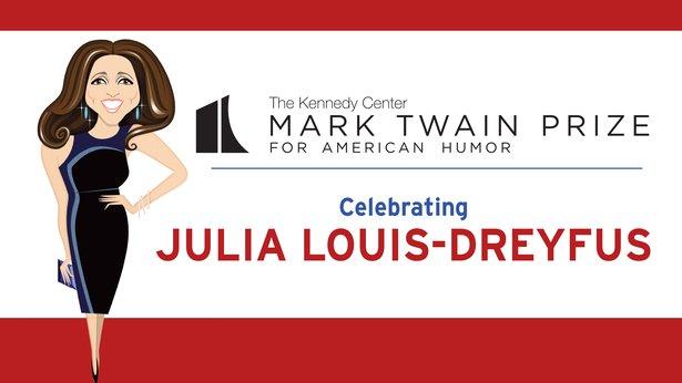 Mark Twain Prize 2018 - Julia Louis-Dreyfus
