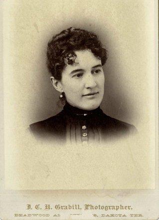 martha bullock portrait