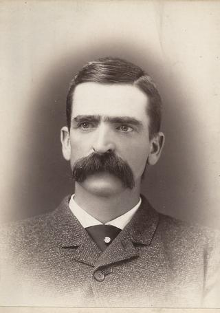 seth bullock portrait