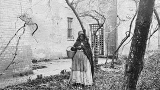 ALEXANDRIA, VIRGINIA SLAVE PEN, EXTERIOR VIEW [CIRCA 1861-1869]