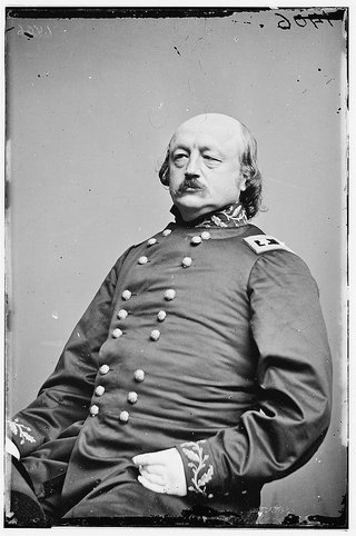 Maj. Gen. Benjamin F. Butler