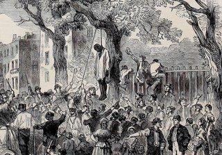 Draft Riots in NY, 1863