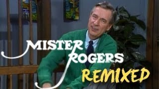 Remix master John D. Boswell applies his talents to the legendary PBS icon Mister Rogers