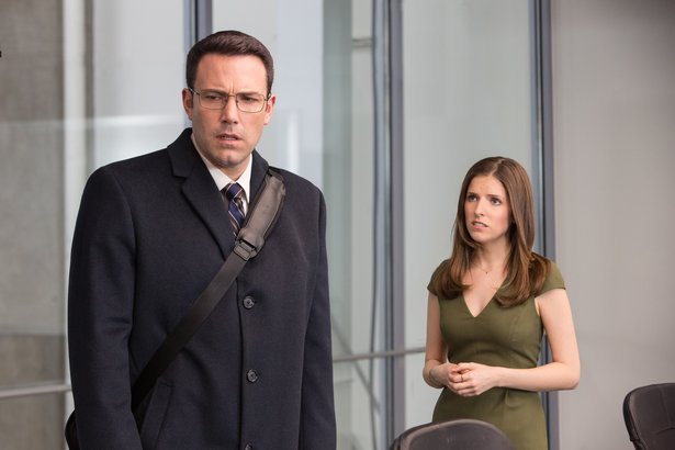 "Ben Affleck and Anna Kendrick star in the thriller ""The Accountant."""