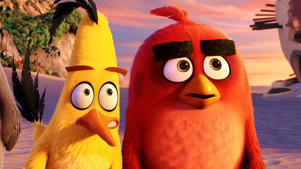 """The Angry Birds Movie"""