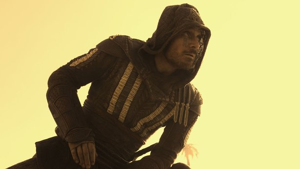 "Michael Fassbender stars in the film adaptation of the popular video game ""Assassin's Creed."""