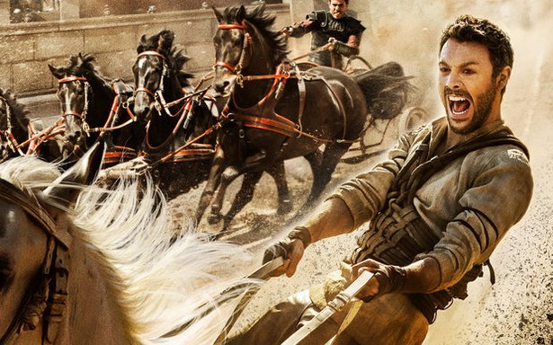 "Jack Huston stars in the 2016 remake of ""Ben-Hur."""