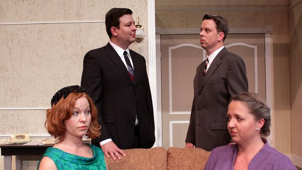 "Amarillo Little Theatre's ""The Best Man"" runs through Sunday."