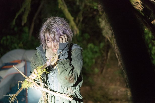 """""""Blair Witch"""" revisits """"The Blair Witch Project"""" with new (kinda) scares."""