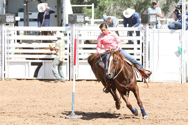The Boys Ranch Rodeo and Adventurefest is Saturday.