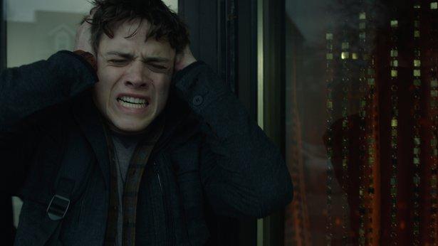 "Douglas Smith stars in ""The Bye Bye Man."""
