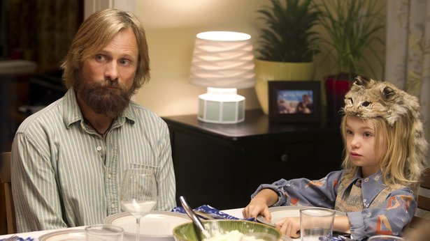 "Viggo Mortensen stars with Shree Crooks in indie family drama ""Captain Fantastic."""