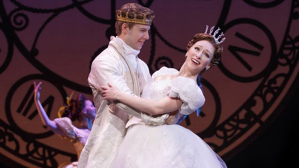 """Cinderella"" will close the season June 8 and 9."