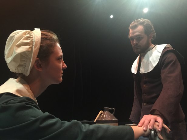 """The Crucible"" will be staged at West Texas A&M University through Nov. 20."