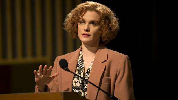 "Rachel Weisz stars in the historical drama ""Denial."""